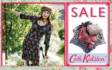 New codes for Cath Kidston