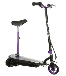 seated scooter