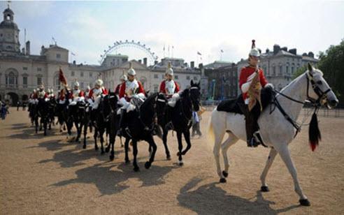 Royal Horse Guard Parade