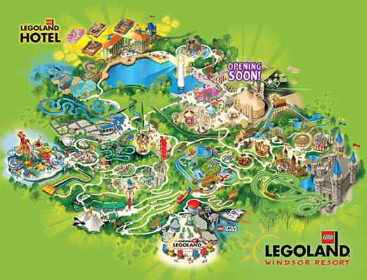 Free Entry For Kids In 2019 At Legoland Holidays