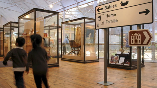 Inside the V&A Museum of Childhood