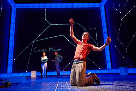 The Curious Incident of the Dog in the Night Time West End Show