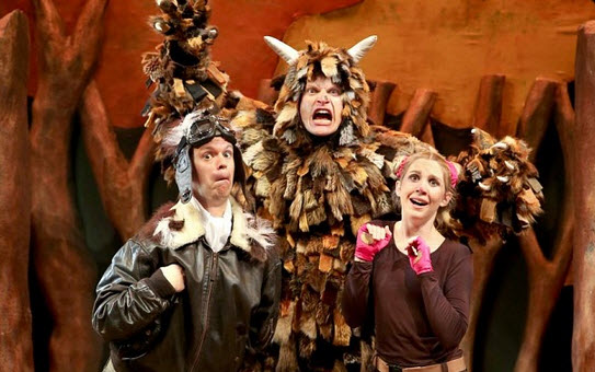 The Gruffalo West End Show