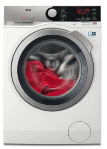 AEG ProSteam washing machine from Currys