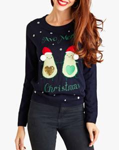 Avo merry Christmas jumper 2