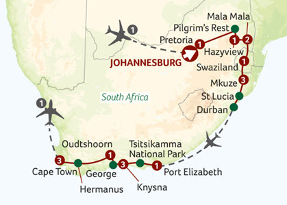 Best of South Africa Tour