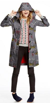 Boden raincoat