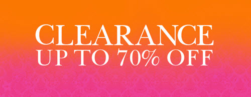 Avenue clearance coupons