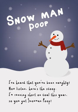 Christmas Craft Stocking Fillers – How to Make Snowman Poop ...