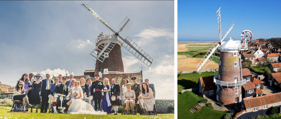 Cley Windmill Weddings