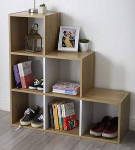 Cube shelves unit