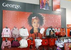 George clothing