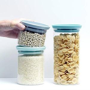 brabantia glass jars