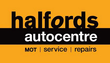 Halfords Autocentre Logo
