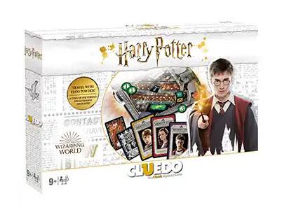 Harry Potter Cluedo boardgame