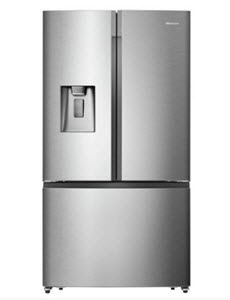Hisense American fridge freezer from Argos