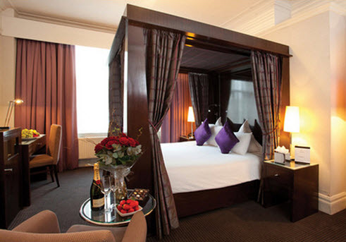 The Shaftesbury Premier London Piccadilly Hotel Room