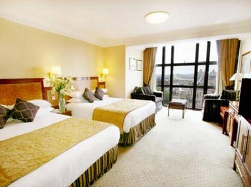 Grange City Hotel Room