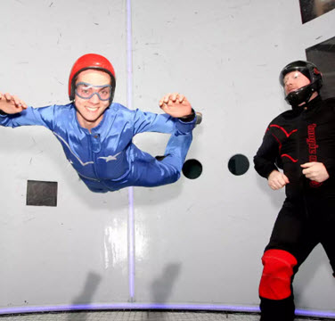 indoor skydive experience day