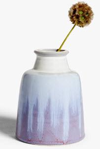 John Lewis Glazed Vase
