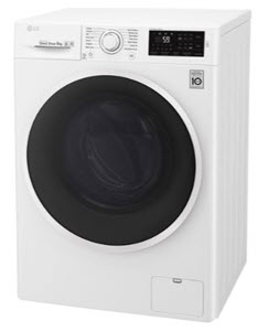 LG washing machine from Currys