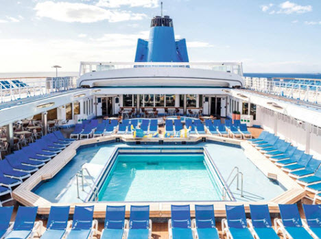marella cruise pool