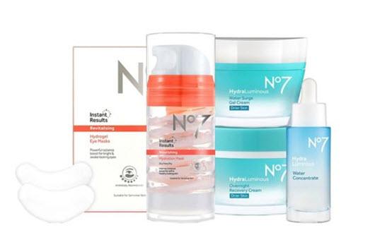 No7 skincare bundle