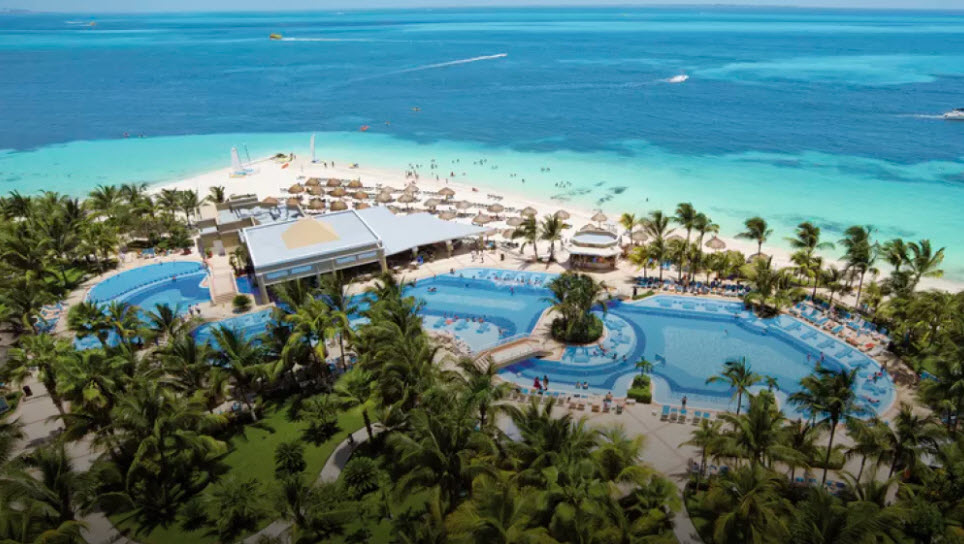 Family holidays to RIU Caribe, Cancun