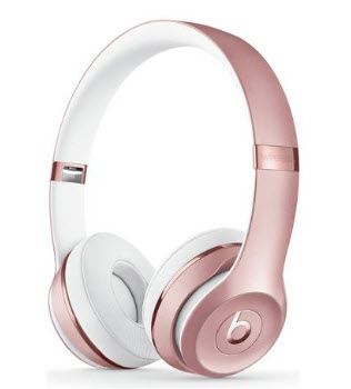 rose gold beats