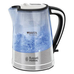 Russell Hobbs Brita kettle from Argos