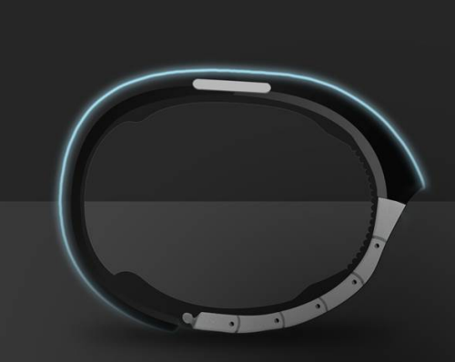 Samsung Watch Side View