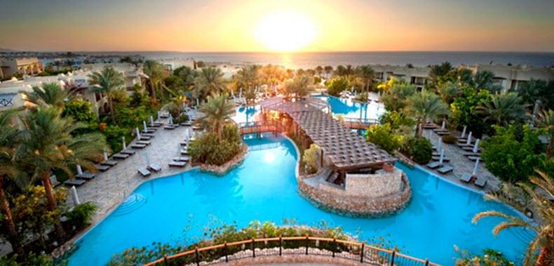 Sharm El Sheikh Resort in Egypt