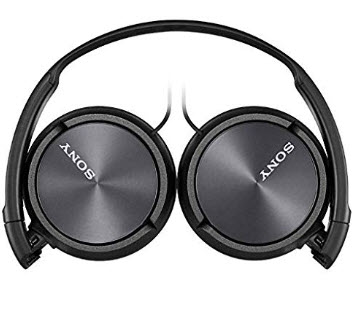 sony foldable headphones