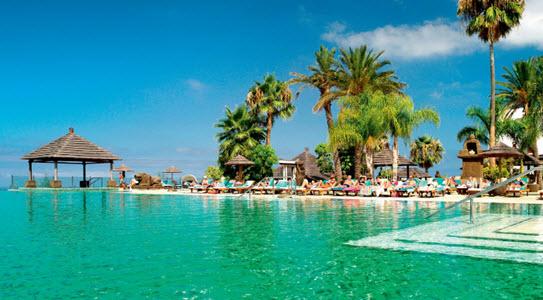 Spain resort pierre et vacances