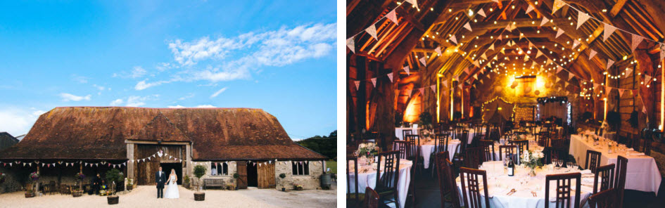 Stockbridge Barn Wedding Venue