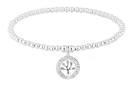 Swarovski tree of life bracelet from Debenhams