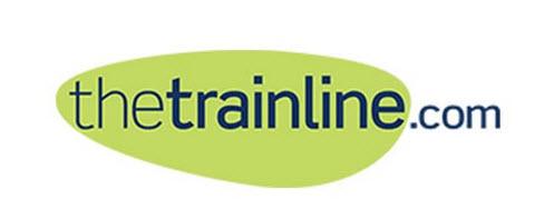 The trainline.com logo
