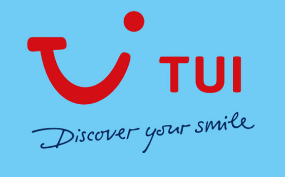 TUI logo discover your smile