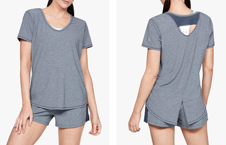 Under Armour Recovery Sleepwear T Shirt