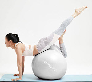 yoga ball from amazon