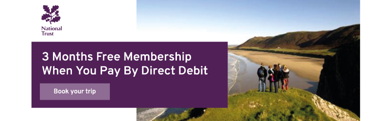 National Trust membership discount