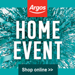 Argos Home event right hand side