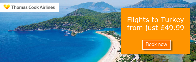 Thomas Cook Airlines Turkey deal